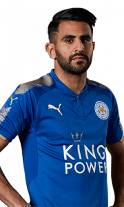 Riyad Mahrez - Photo - Leicester City FC