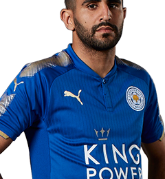 Mahrez to return to Leicester