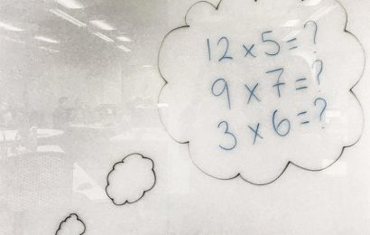 Does your child know their times tables?