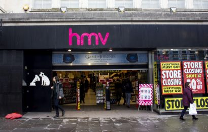HMV on Above Bar Street expected to close