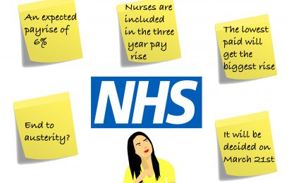 An end to austerity in the NHS?