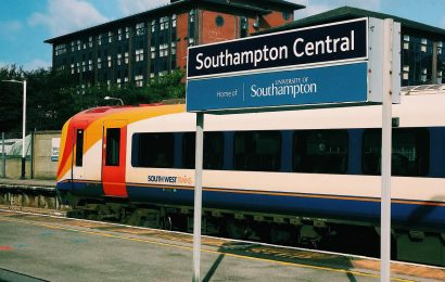 South Western Railway staff started a five-day strike over the future role of guards on trains