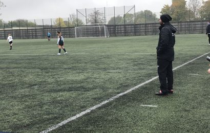 UEFA funding could be vital for young women
