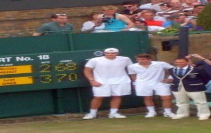History made as new ruling hits tennis