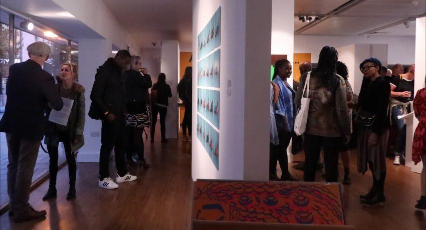 Black History Month Art Exhibition Unveils at Solent Showcase