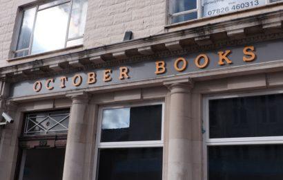 October Books Human Chain Success