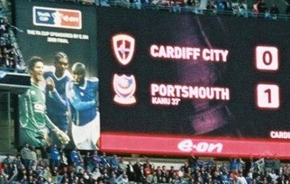Portsmouth get ready for their FA Cup run.