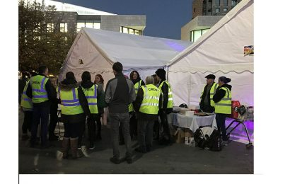 The annual Sleep Out returns for 2018
