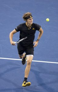 Can Zverev dethrone Djokovic as number one? - Photogragh: Flickr