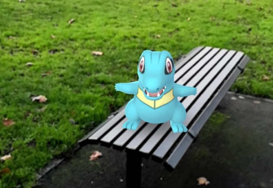 Pokemon Go Thrives In Southampton City Centre