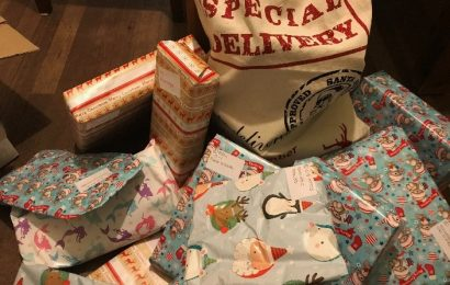 Southampton spreads the gift of giving this Christmas