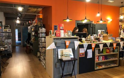 October Books reopens for business