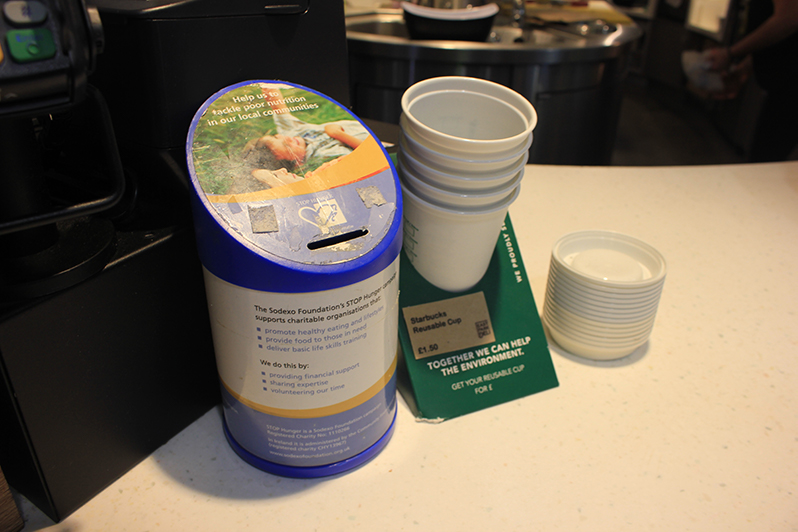 University in ongoing fight to reduce plastic waste