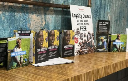 Fairtrade Fortnight is back at Solent University this year
