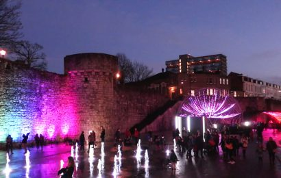 Festival of Light returns to Southampton