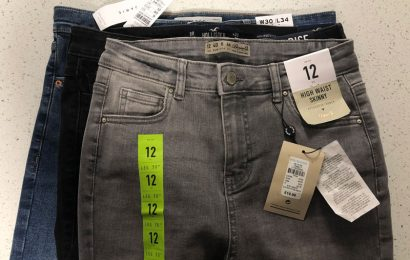 Do you think it is time for brands to change their size guides?