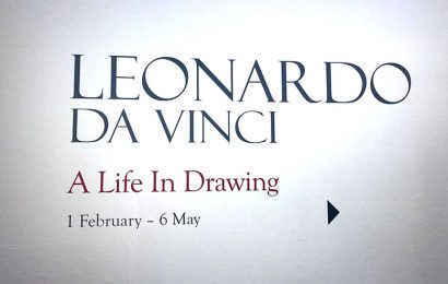Leonardo Da Vinci's work debuts in Southampton