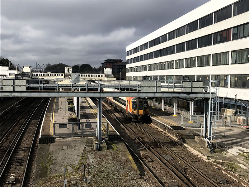 Strikes in Southampton have caused chaos for commuters