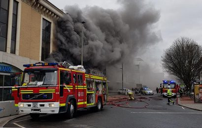Fire-damaged Southampton store to be resold