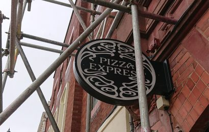 Debt payments have pushed Pizza Express into the danger zone.