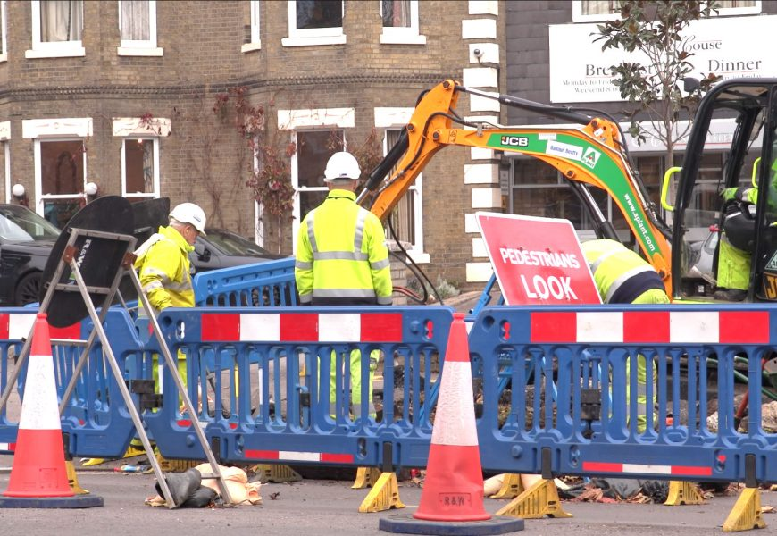 Southampton commuters face delays with an increase in Roadworks