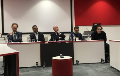 ELECTION 2019 – Solent University hosts Itchen election meeting