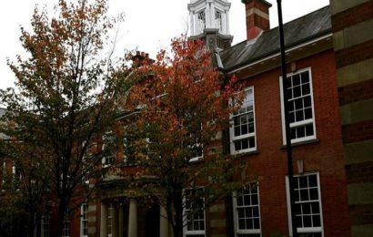 University of Southampton staff take an 8-day strike