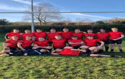 Solent University Rugby run riot in Lewes