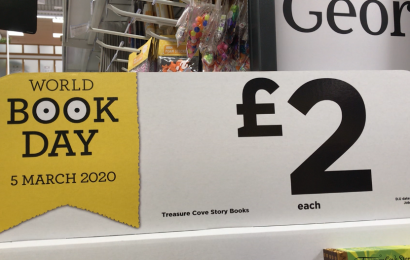 Southampton celebrates World Book Day