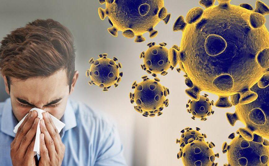Virus leaves Solent sports teams sweating.