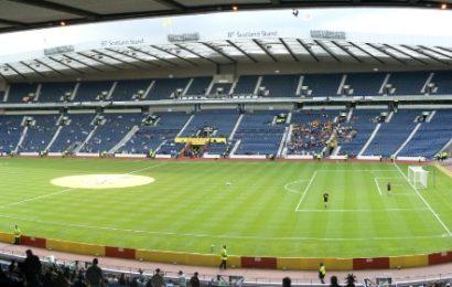 "Scotland earn ""a big chance"" to make history"
