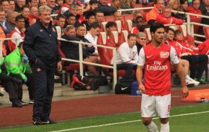 Arteta critical of fans treatment of managers