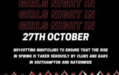 'Girls Night In' Southampton Starts Boycott on Clubs
