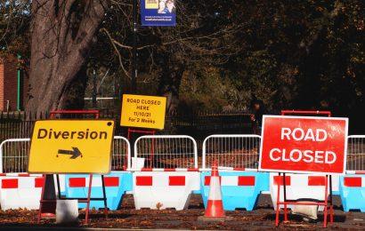 Road Closures Cause 'Chaos' Across Southampton